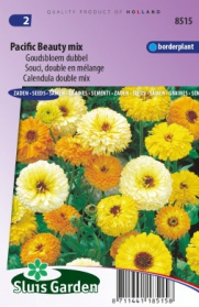 Calendula double mix