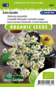 Chamomile Sweet (German), Scented Mayweed