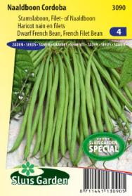 Dwarf French Filet Bean Cordoba