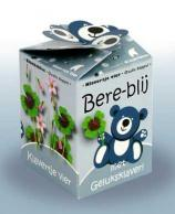 Greengift Happy-Bear blue